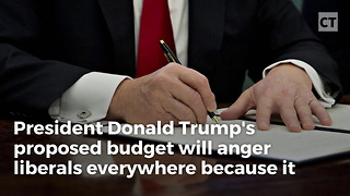 Trump Budget Targets PBS Funding - Video