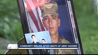 Family of Horseshoe Bend fallen soldier, Spc. Michael T. Osorio, describes his honorable life