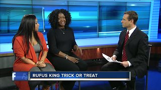 Rufus King Neighborhood Association rolling out a new Halloween 'Trick or Treat Night' - Video