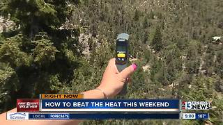 Outdoor activities to beat the heat in Las Vegas - Video