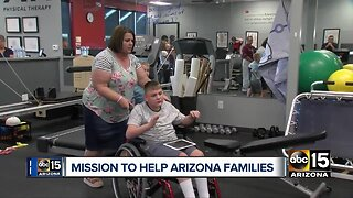 Mission to help Arizona families