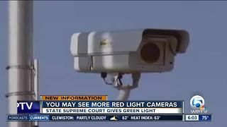 More red light cameras to come? - Video