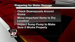 Protecting Your Home From Flooding - Video