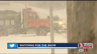 Omaha officials preparing for winter weather - Video