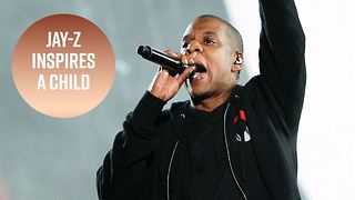 Jay-Z stops concert to give inspiring speech - Video
