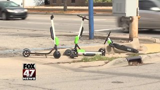 Scooters to return to cities soon