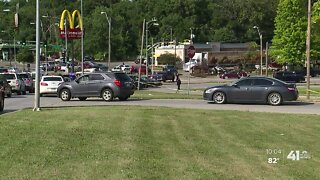 KCMO Police Chief emotional after officer shot