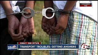 Marion County Sheriff's Office updates prisoner transport situation - Video