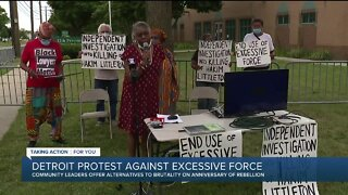 Detroit community leaders calling for more police accountability