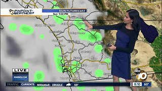 10News Pinpoint Weather for Sun. Mar. 3, 2019 - Video