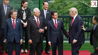Trump Asia Trip Focused On Trade And Security - Video