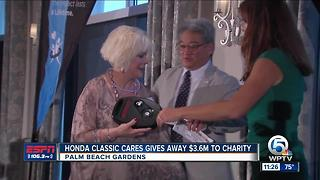 Honda Classic Cares Week Comes To An End - Video