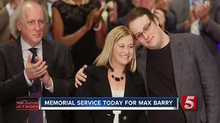 Hundreds Expected For Max Barry Memorial At Belcourt Theatre - Video