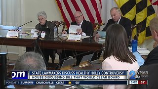 State Lawmakers Discuss Healthy Holly Controversy