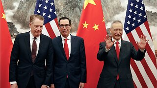 U.S. and China trade deal on the rocks