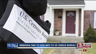 Nebraska DMV to give info to U.S. Census Bureau