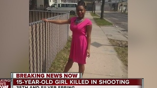 Teen girl fatally shot in her Milwaukee home - Video