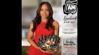 Chef Jojo shares her entrepreneur journey on AM Wake-Up Call