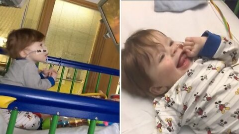 Mum's Desperate Plea For New Heart For 'ticking Time Bomb' Tot Unlikely To Live To Second Birthday Unless Donor Organ Found