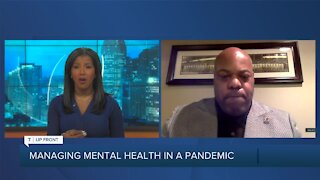 7 UpFront: Protecting our mental health during COVID-19