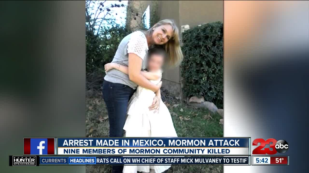 Arrest Made in Mexico, Mormon Attack