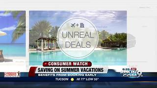 Summer Travel Airfare and Hotel Savings - Video