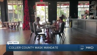 Collier County Mask Madate