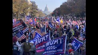 january 6 March for trump