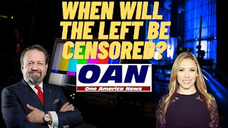 When will the Left be censored? Sebastian Gorka with Stephanie Hamill on One America News