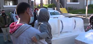 Ikea and LVMPD Foundation helps local families