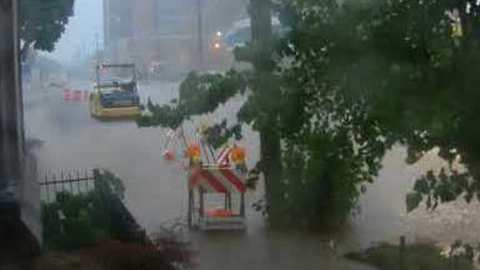 Rockford Streets Hit Hard by Flash Flooding