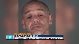 Pasco deputies arrest suspect who allegedly shot man in face during Lutz road rage incident - Video
