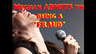 Meghan Admits she's a FRAUD!