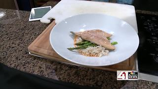 RECIPE: Seared Missouri Trout - Video