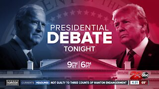 2020 Presidential Debate: Trump vs. Biden