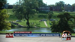 Human remains found in Big Eleven Lake - Video