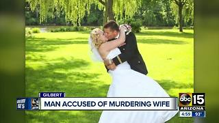 Wife killed by husband in Gilbert - Video