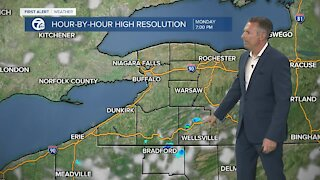 7 First Alert Forecast 5am Update, Monday, May 17