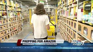 Governments must prep for new Amazon center - Video