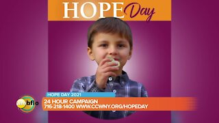 Hope Day 2021- 24 Hour Campaign