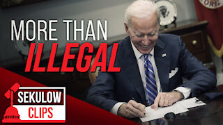 This is More Than Illegal - It's Immoral