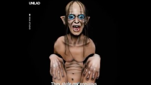 This make-up artist transformed herself into Gollum and the results are incredible!