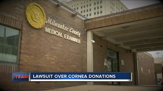 Wisconsin Eye Bank Files Lawsuit Against Milwaukee County Medical Examiner - Video