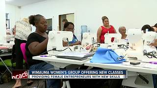 New opportunity center offers free life skills classes for Hillsborough County women - Video