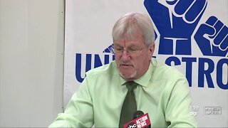 Pasco County school employee union seeks injunction over in-person classes