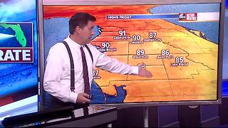 Florida's Most Accurate Forecast with Denis Phillips on Thursday, September 28, 2017