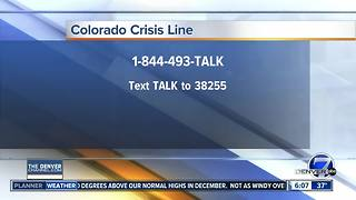 Report: Colorado among worst states in terms of mental health, especially for kids - Video