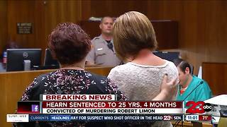 Jonathan Hearn sentenced to 25 years, 4 months in prison - Video
