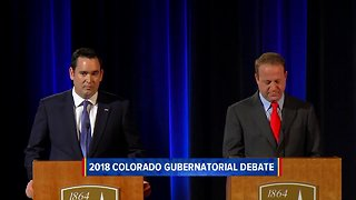 Lightning round: Polis and Stapleton on ballot initiatives - Video