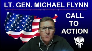 LT. GEN. MICHAEL FLYNN * TIME TO STAND UP / CALL TO ACTION IN FAITH